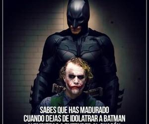 batman, frases, and guason image