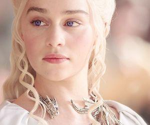 game of thrones, daenerys targaryen, and daenerys image