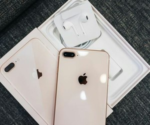 apple, chic, and girl image