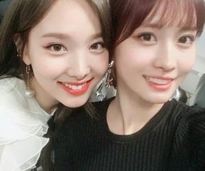 momo, twice, and nayeon image