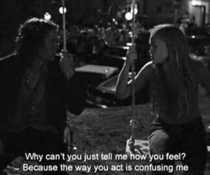 quotes, 10 things i hate about you, and confusing image