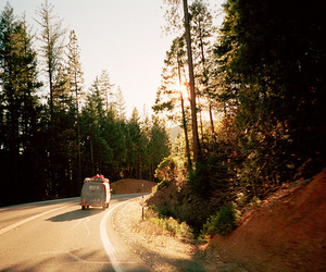 travel, road, and car image