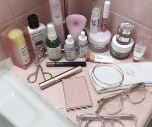 bathroom, fashion, and lovely image