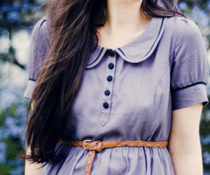 clothes, purple, and cute image