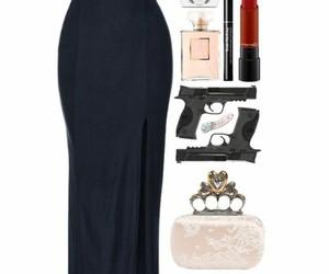 aesthetic, assassin, and bond girl image