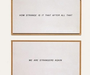 quotes, stranger, and sad image