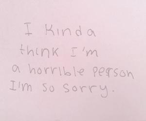 horrible