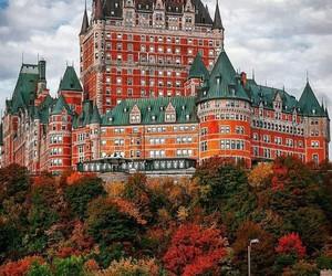 autumn, big, and castle image