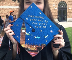 graduation and decorating image