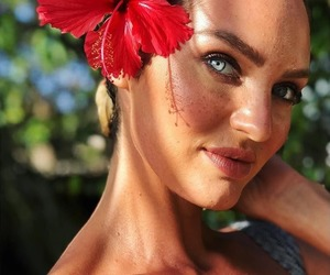 candice swanepoel, beauty, and model image