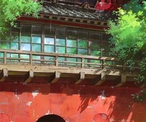spirited away, anime, and wallpaper image