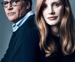 beauty, jessica chastain, and ginger image