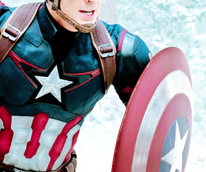 Marvel, captain america, and Avengers image
