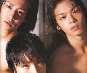 asian, inoo kei, and hey say jump image