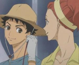 anime, ballroom e youkoso, and fujita tatara image