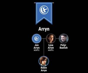 house, got, and arryn image
