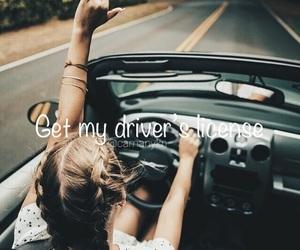 car, drive, and bucketlist image