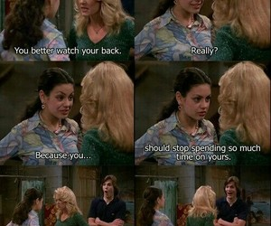 that 70s show and funny image