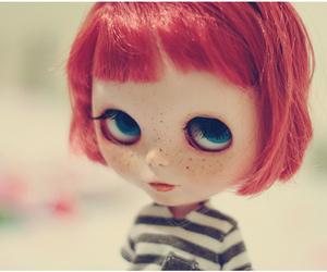 adorable, beautiful, and blythe image