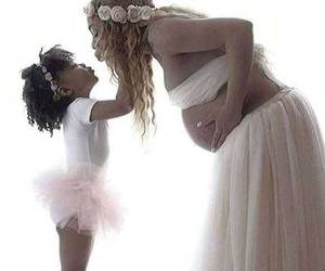 beyonce knowles, blue, and queen bey image