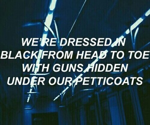 quotes, grunge, and black image