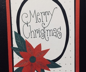 christmas, red, and craft image