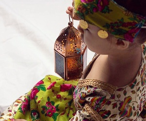 arabic, baby, and child image