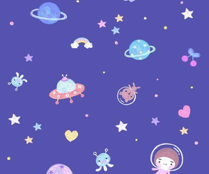 wallpaper, pattern, and kawaii image