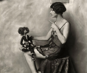 1920s, vintage, and b&w image