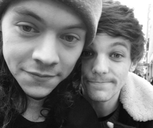 manip, louis tomlinson, and larry stylinson image