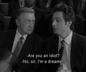 dreamer, idiot, and quotes image
