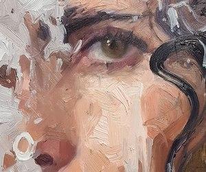 Alyssa Monks, artist, and art image