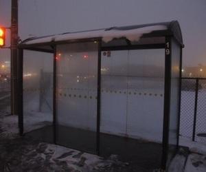 light, snow, and dark image