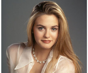 alicia silverstone and Clueless image