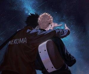 kurotsuki and haikyuu image