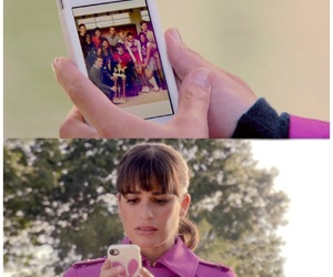 favourite, glee, and rachel berry image