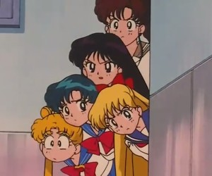 sailor moon, anime, and rei image