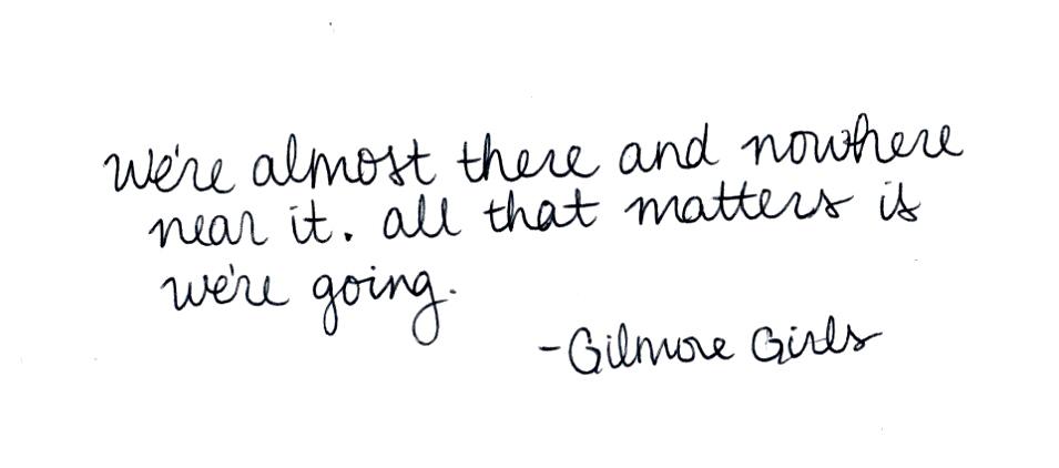 Bildergebnis für gilmore girls  quote