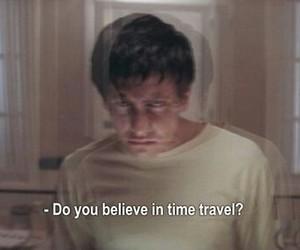 donnie darko, movie, and time travel image