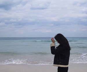 faceless, girl, and korean image
