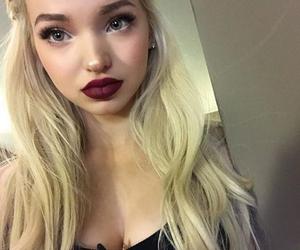 dove cameron, blonde, and dovecameron image