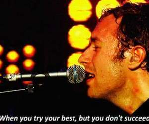 coldplay, song, and fix you image