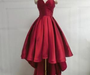 prom dress, corset prom dresses, and burgundy prom dresses image