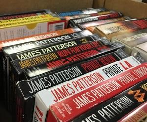 suspense, used books, and books image