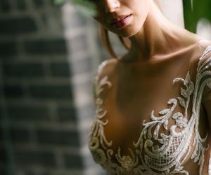 bridal, fashion, and fashion show image