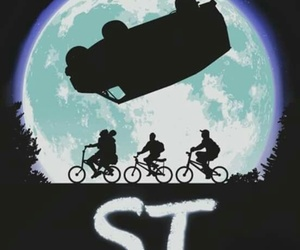 stranger things, eleven, and st image