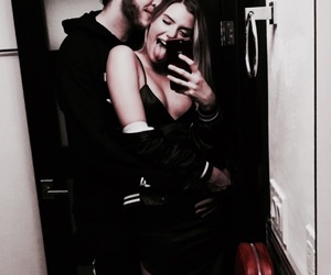 couple, alissa violet, and Relationship image