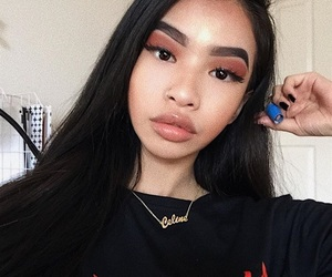 asian, goals, and beauty image