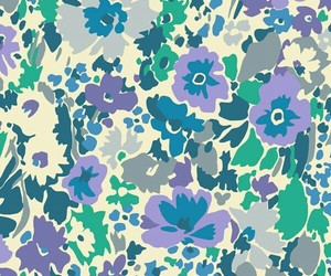 background, florals, and flower image