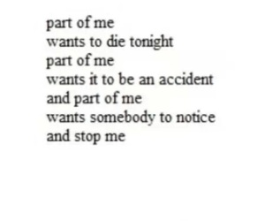 sad, die, and depression image